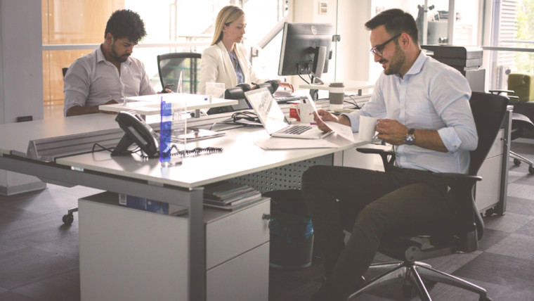 How Much Office Space Do I Need Per Employee?